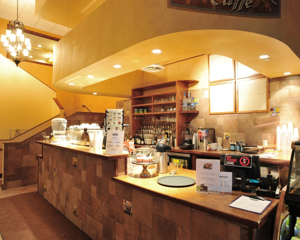 kitchen table cafe