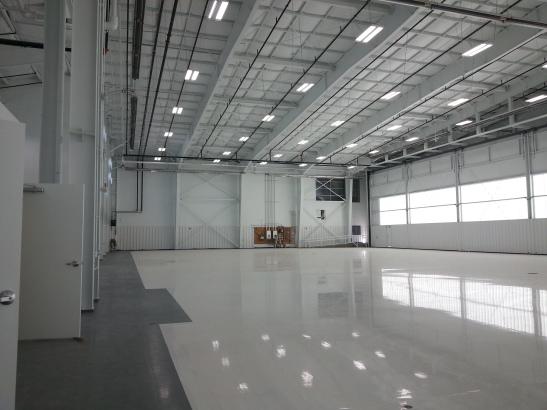 Aero Colorado Hanger