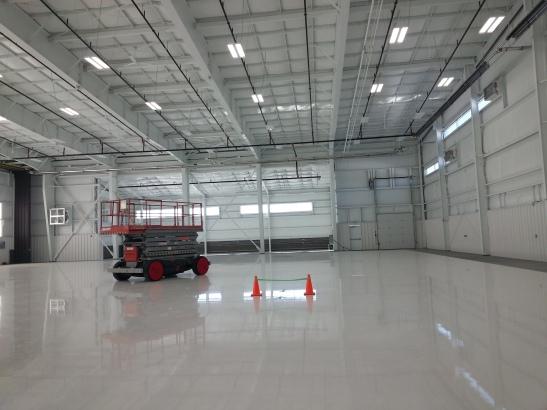 Aero Colorado south end of hanger