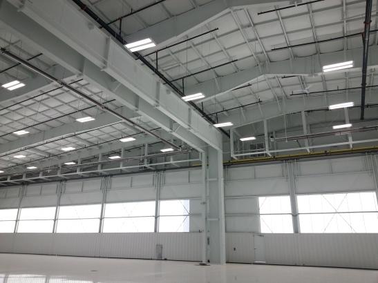 Aero Colorado hanger doors